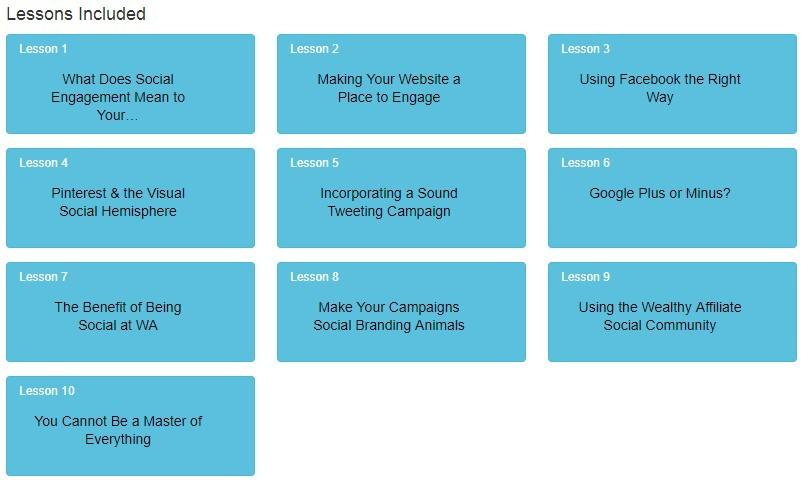 Affiliate Marketing Training Level 4