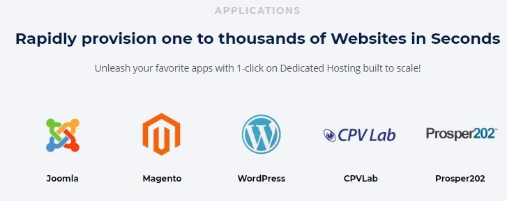 Applications and Tracking Softwares for VPS Hosting