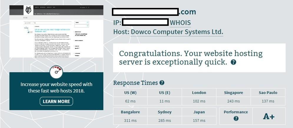 Beyond Hosting Speed - VPS Hosting for PPV Traffic Website