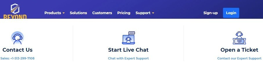 Beyond Hosting Support Options