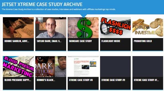 Jetset Xtreme Case Study Archive