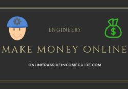 Engineering Work From Home - Passive Income For Engineers