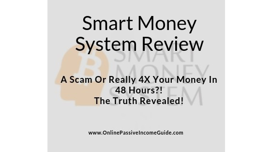 Smart Money System Review - Is It A Scam