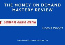 The Money On Demand Mastery Review - Is It A Scam