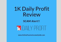 1K Daily Profit Review - Is It A Scam