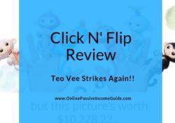 Click N' Flip Review - Is It A Scam Or Legit