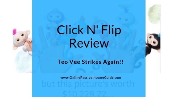 Click N' Flip Review - Is It A Scam Or Legit