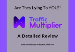 Traffic Multiplier Review - Is It A Scam Or Legit? (By A Real Member)