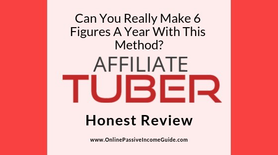 Affiliate Tuber Scam Review
