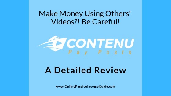Contenu Review - Is It A Scam Or Legit