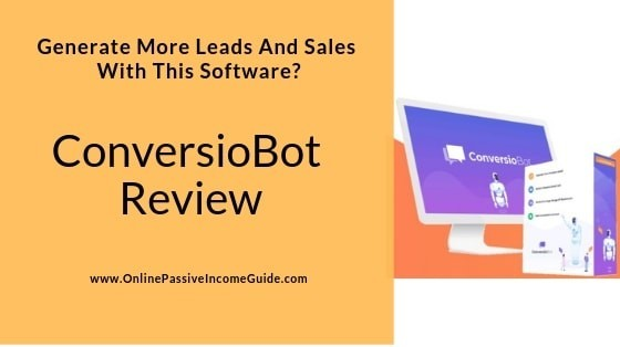ConversioBot Review - Is It Legit