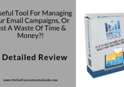 Empro Tools Review - Is It A Scam