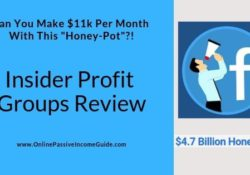 Insider Profit Groups Scam Review