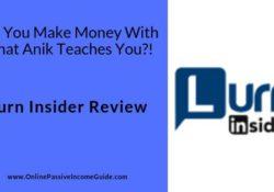 Lurn Insider Review - Is It Legit