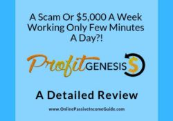 Profit Genesis Review