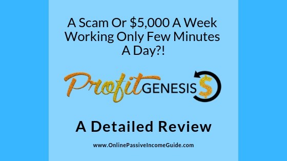 Profit Genesis Review