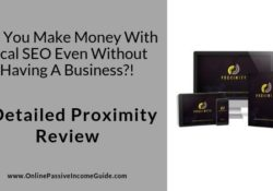 Anthony Mancuso's Proximity Review
