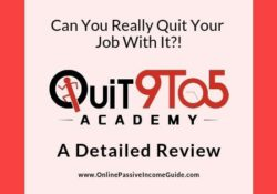 Quit Nine To Five Academy Review