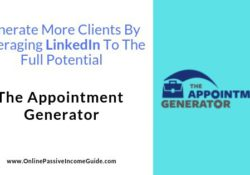 The Appointment Generator Review - Is It A Scam