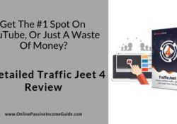 Traffic Jeet Review - Is It A Scam