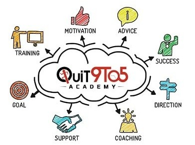 What Is Quit 9 To 5 Academy