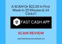 Fast Cash App Review - A Scam Or Legit