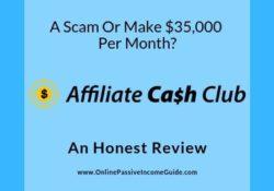 Affiliate Cash Club Scam Review