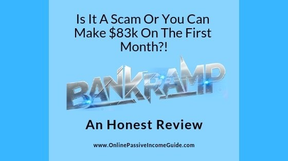 Is Bank Ramp A Scam? [Review] – The Stuff They Don't Tell You!