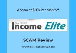 Income Elite Team Scam Review