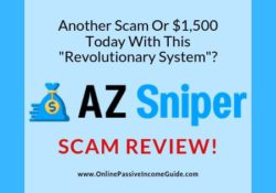 AZ Sniper Review - A Scam Or Legit