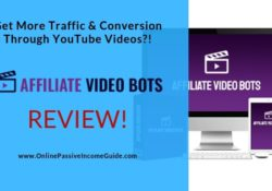 Affiliate Video Bots Review - A Scam Or Legit