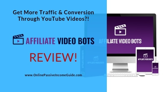 Affiliate Video Bots Review - A Scam Or Legit