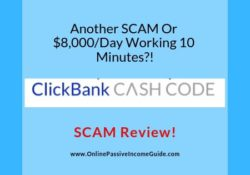 The CB Cash Code Review - A Scam Or Legit