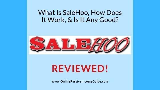 Salehoo Review - A Scam Or Legit