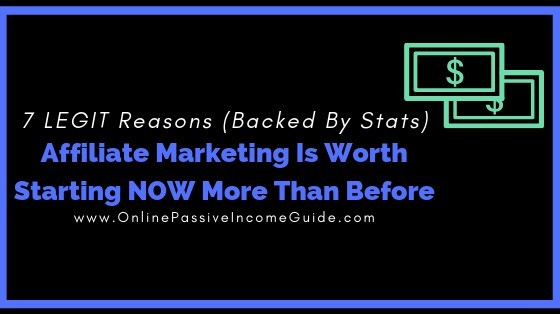 Is Affiliate Marketing Worth It