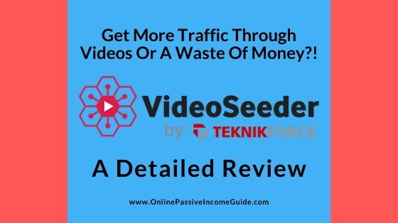 Detailed Videoseeder Review