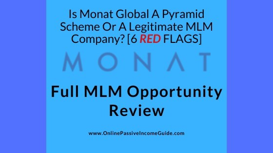 Monat MLM Scam Review - Is It A Pyramid Scheme