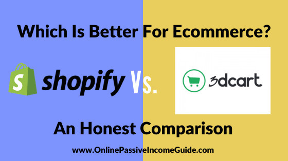 33dart Vs. Shopify Comparison: Which Is Better For Your Ecommerce Store?
