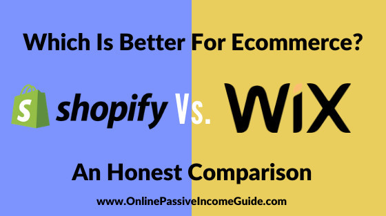 Shopify Vs Wix Ecommerce: Which Is Better?