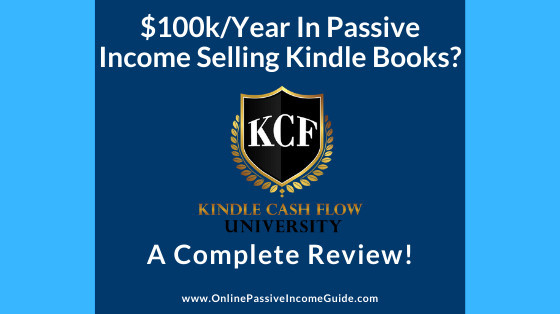 Ty Cohen Kindle Cash Flow Review - A Scam Or Legit?