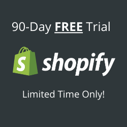 Shopify 90-Day Trial Deal
