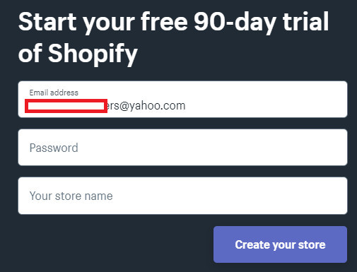 Build A Shopify Store 90-Days For Free