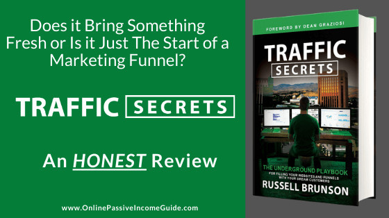 Russell Brunson Traffic Secrets Book Review
