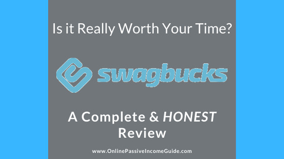 Swagbucks Review - A Scam or Legit?