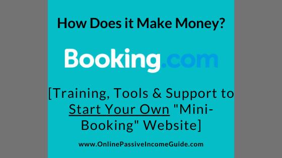 How Does Booking Make Money