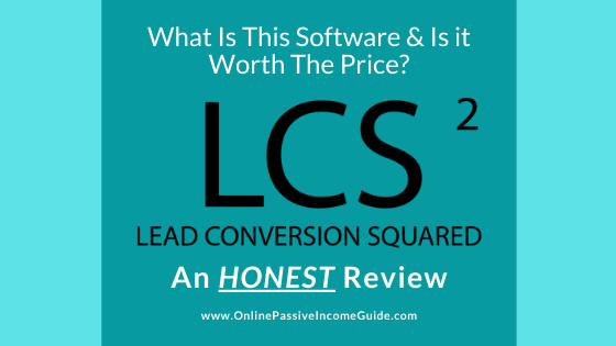 Lead Conversion Squared LCS2 Review