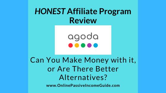 Honest Agoda Affiliate Program Review