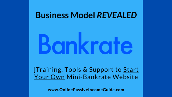 How Bankrate Makes Money