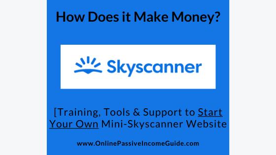 How Does Skyscanner Website Make Money