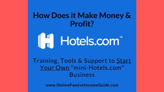 How Hotels.com Makes Money